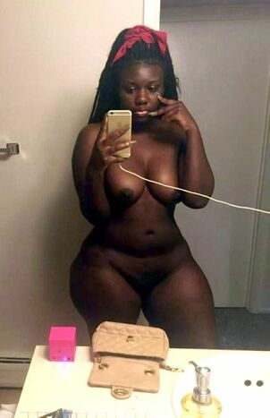 hot sexy naked black woman